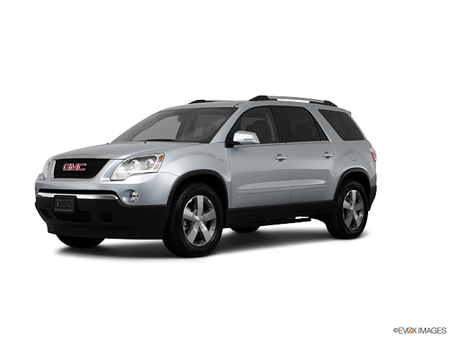 2011 GMC Acadia Vehicle Photo in Richmond, VA 23233
