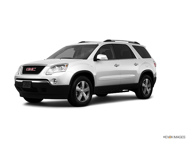 2011 GMC Acadia Vehicle Photo in Honolulu, HI 96819