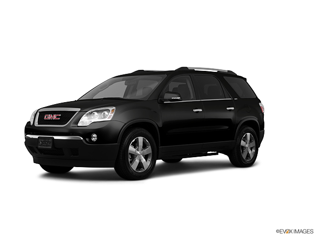 2011 GMC Acadia Vehicle Photo in Decatur, IL 62526