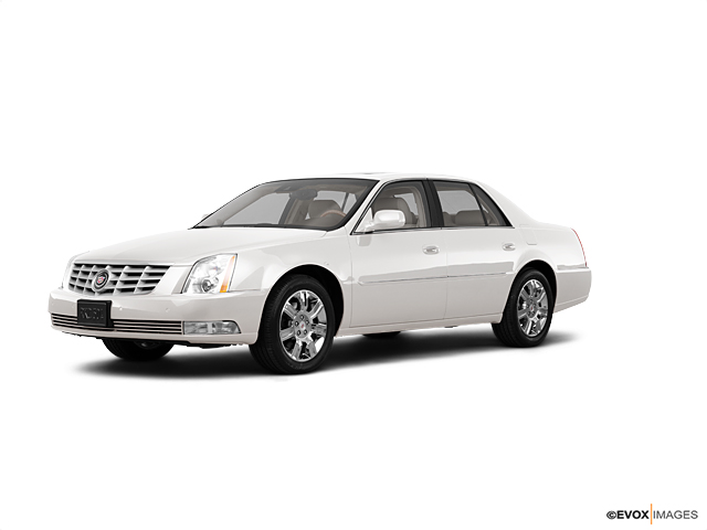 2011 Cadillac DTS Vehicle Photo in Emporia, VA 23847