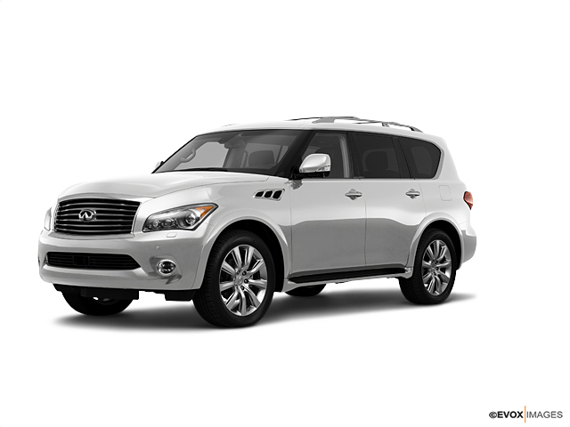 2011 INFINITI QX56 Vehicle Photo in Honolulu, HI 96819