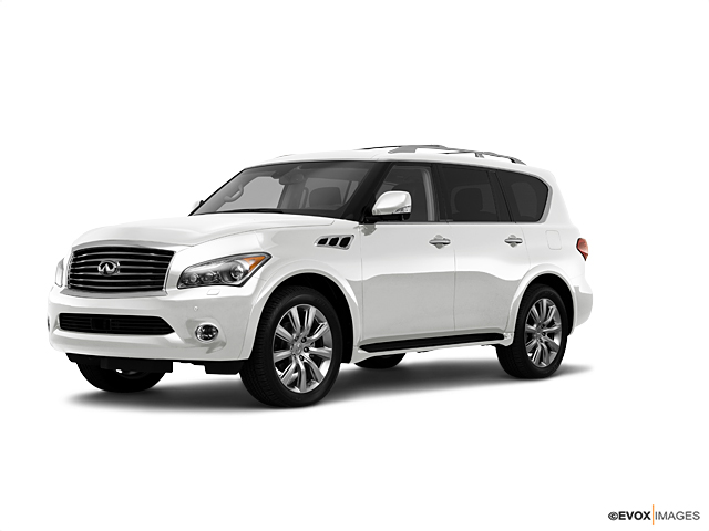 2011 INFINITI QX56 Vehicle Photo in Melbourne, FL 32901