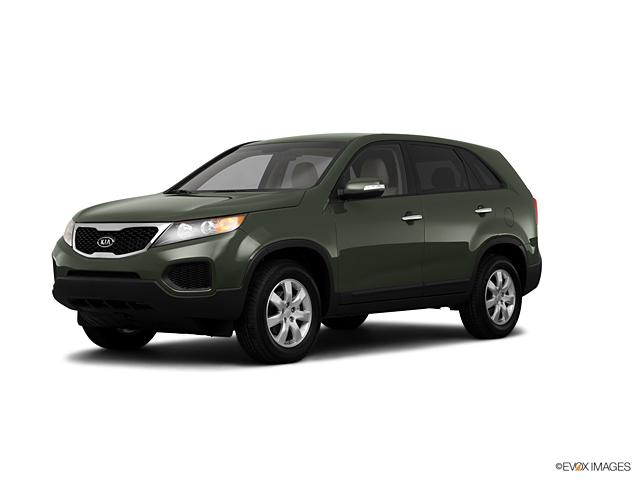 2011 Kia Sorento Vehicle Photo in Macomb, IL 61455
