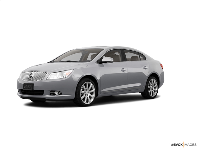 2011 Buick LaCrosse Vehicle Photo in Ellwood City, PA 16117