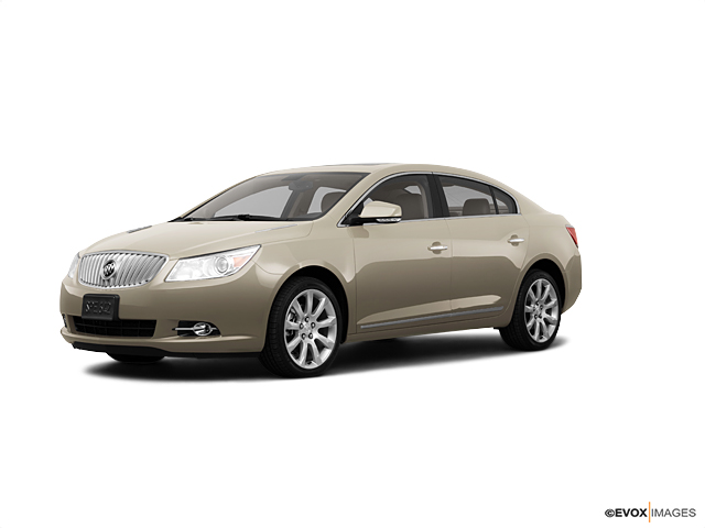 2011 Buick LaCrosse Vehicle Photo in Glenwood, MN 56334