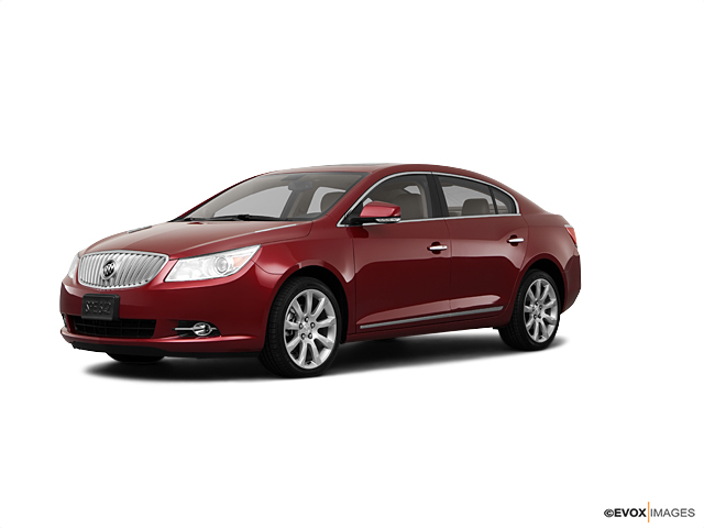2011 Buick LaCrosse Vehicle Photo in Mukwonago, WI 53149