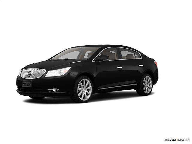 2011 Buick LaCrosse Vehicle Photo in San Diego, CA 92111