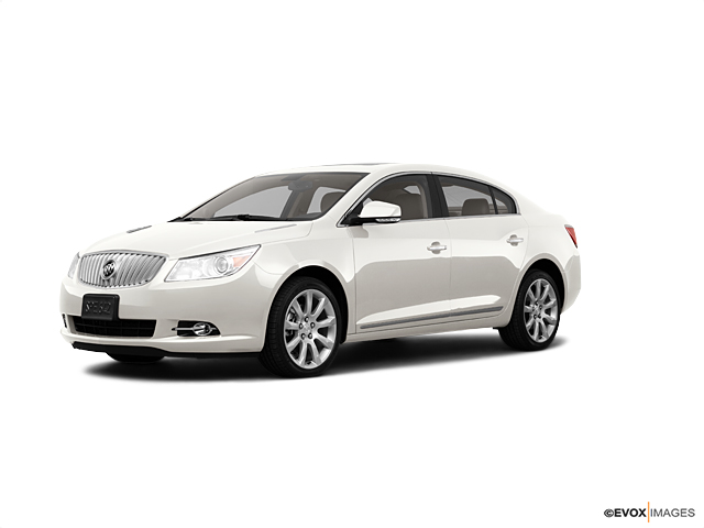2011 Buick LaCrosse Vehicle Photo in Tallahassee, FL 32308