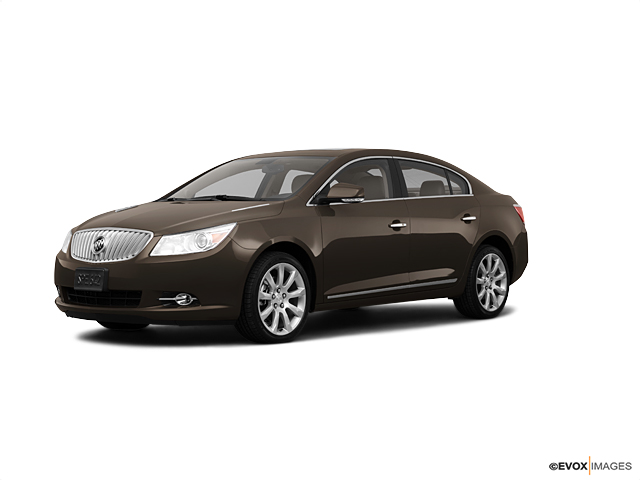 2011 Buick LaCrosse Vehicle Photo in Salem, VA 24153