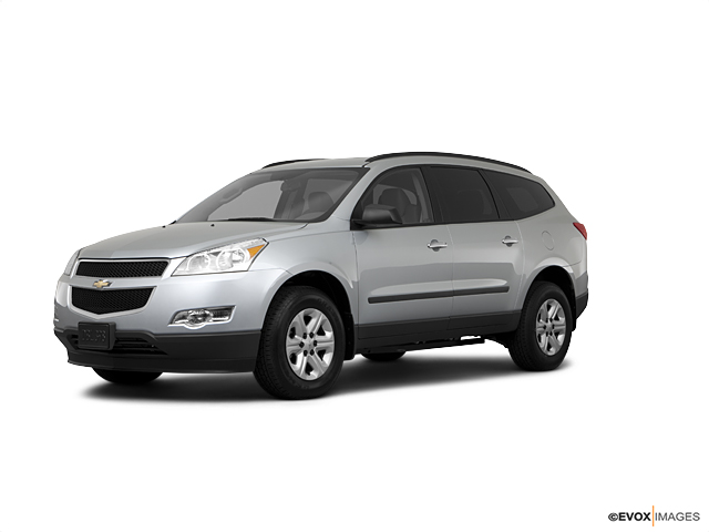 2011 Chevrolet Traverse Vehicle Photo in San Angelo, TX 76901