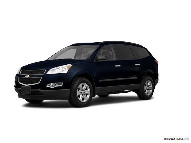 2011 Chevrolet Traverse Vehicle Photo in Joliet, IL 60435