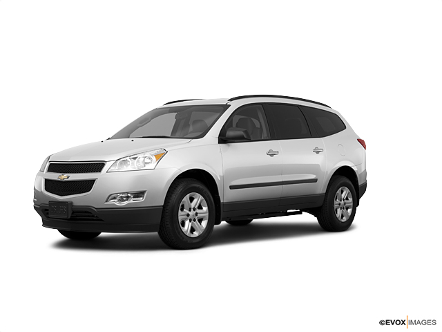 2011 Chevrolet Traverse Vehicle Photo in Akron, OH 44303