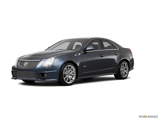 2011 Cadillac CTS-V Sedan Vehicle Photo in Kernersville, NC 27284