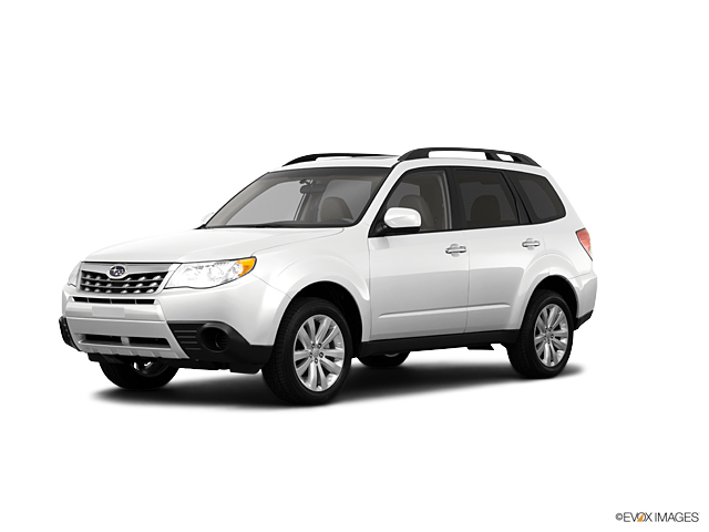 2011 Subaru Forester Vehicle Photo in Portland, OR 97225