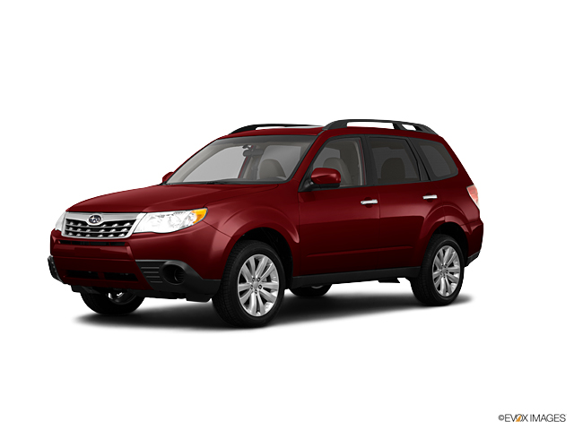 2011 Subaru Forester Vehicle Photo in Gardner, MA 01440