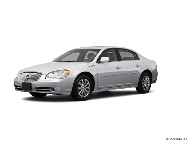 2011 Buick Lucerne Vehicle Photo in Wendell, NC 27591
