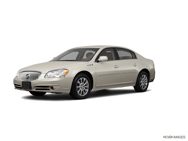 2011 Buick Lucerne Vehicle Photo in Mansfield, OH 44906