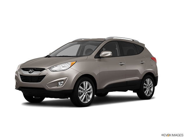 2011 Hyundai Tucson Vehicle Photo in Vincennes, IN 47591