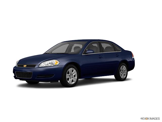 2011 Chevrolet Impala Vehicle Photo in Troy, MI 48084
