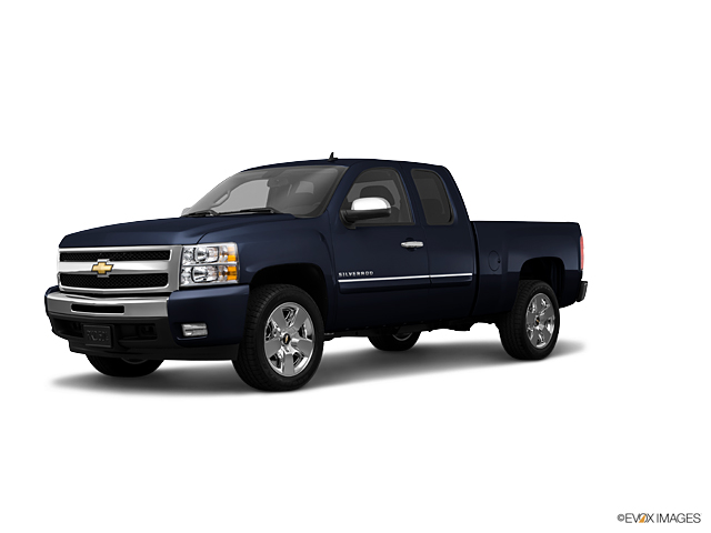 2011 Chevrolet Silverado 1500 Vehicle Photo in Greeley, CO 80634