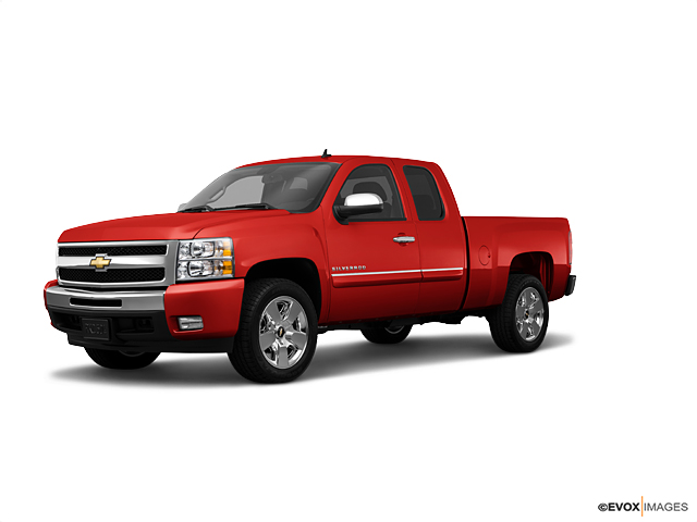 2011 Chevrolet Silverado 1500 Vehicle Photo in West Harrison, IN 47060