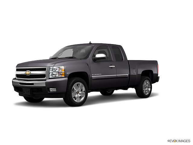 2011 Chevrolet Silverado 1500 Vehicle Photo in Spokane, WA 99207