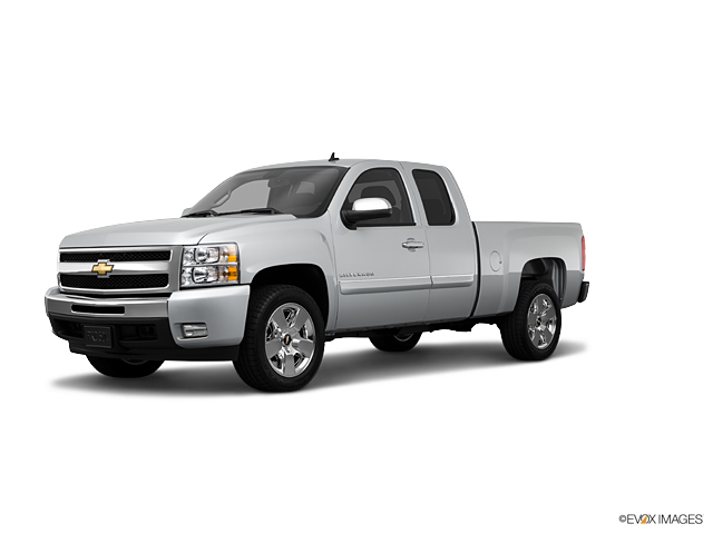 2011 Chevrolet Silverado 1500 Vehicle Photo in Independence, MO 64055
