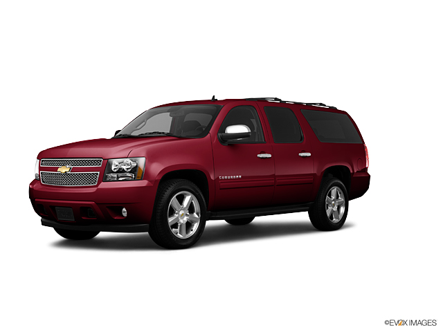 2011 Chevrolet Suburban Vehicle Photo in Casper, WY 82609