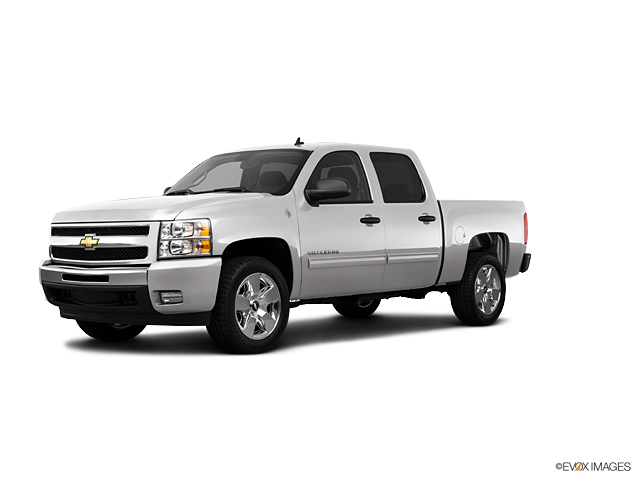 2011 Chevrolet Silverado 1500 Vehicle Photo in Casper, WY 82609
