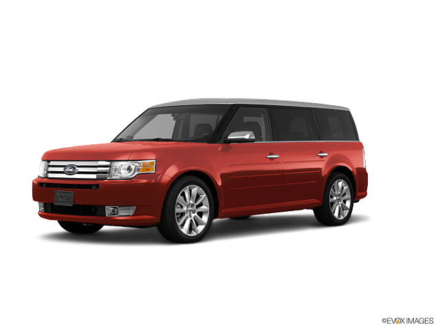 2011 Ford Flex Vehicle Photo in Gardner, MA 01440