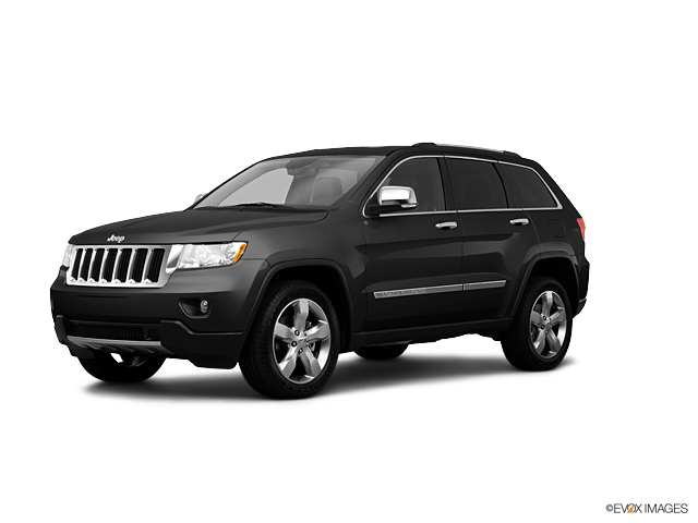 2011 Jeep Grand Cherokee Vehicle Photo in Manassas, VA 20109