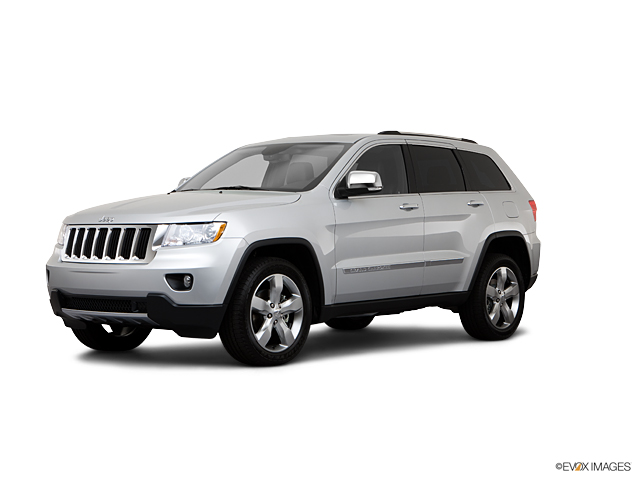 2011 Jeep Grand Cherokee Vehicle Photo in Honolulu, HI 96819