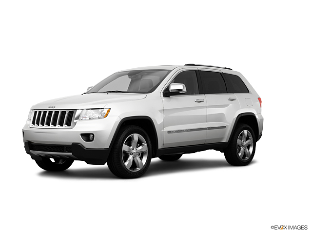 2011 Jeep Grand Cherokee Vehicle Photo in Odessa, TX 79762