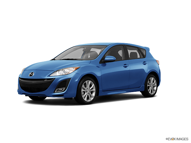 2011 Mazda Mazda3 Vehicle Photo in Midlothian, VA 23112