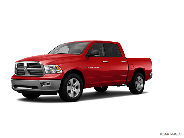 2011 Ram 1500 Vehicle Photo in Minocqua, WI 54548