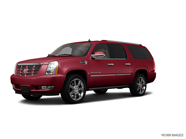 2011 Cadillac Escalade ESV Vehicle Photo in Burlington, WI 53105