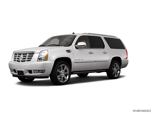 2011 Cadillac Escalade ESV Vehicle Photo in Midlothian, VA 23235