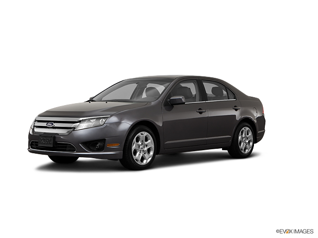 2011 Ford Fusion Vehicle Photo in Tucson, AZ 85705