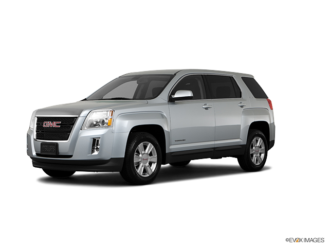 2011 GMC Terrain Vehicle Photo in Minocqua, WI 54548