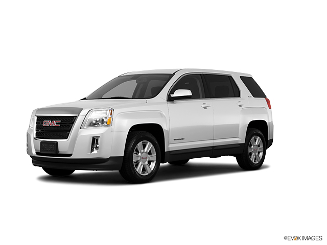 2011 GMC Terrain Vehicle Photo in Broussard, LA 70518