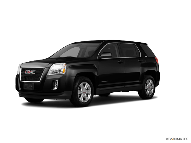 2011 GMC Terrain Vehicle Photo in Napoleon, OH 43545