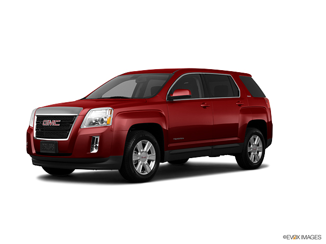 2011 GMC Terrain Vehicle Photo in Williamsville, NY 14221