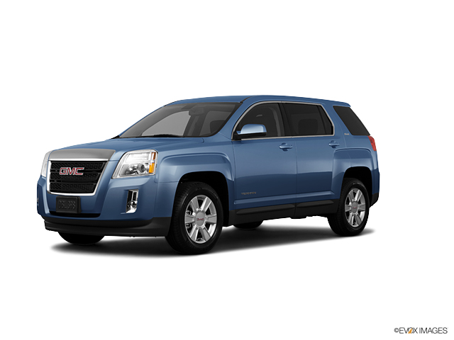 2011 GMC Terrain Vehicle Photo in Kingwood, TX 77339