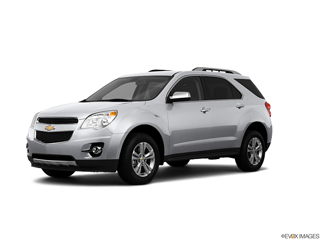 2011 Chevrolet Equinox Vehicle Photo in San Angelo, TX 76903