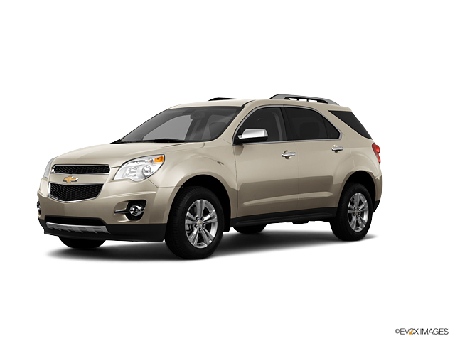 2011 Chevrolet Equinox Vehicle Photo in Trevose, PA 19053-4984