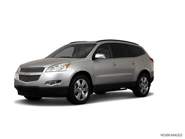 2011 Chevrolet Traverse Vehicle Photo in Tulsa, OK 74133