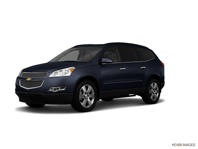 2011 Chevrolet Traverse Vehicle Photo in Freeland, MI 48623