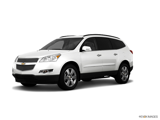 2011 Chevrolet Traverse Vehicle Photo in Colorado Springs, CO 80905