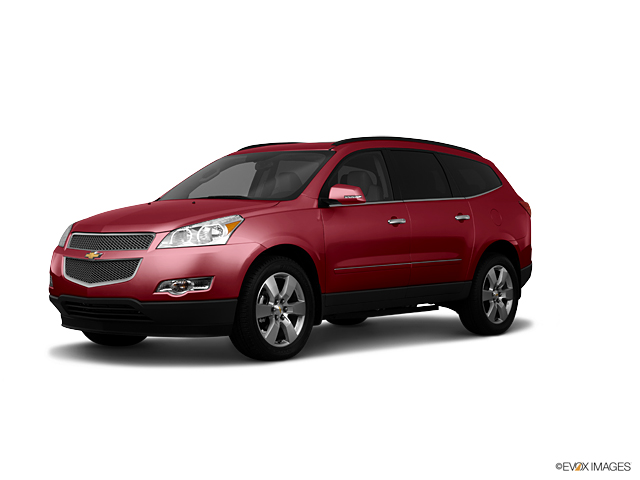 2011 Chevrolet Traverse Vehicle Photo in Sioux City, IA 51101
