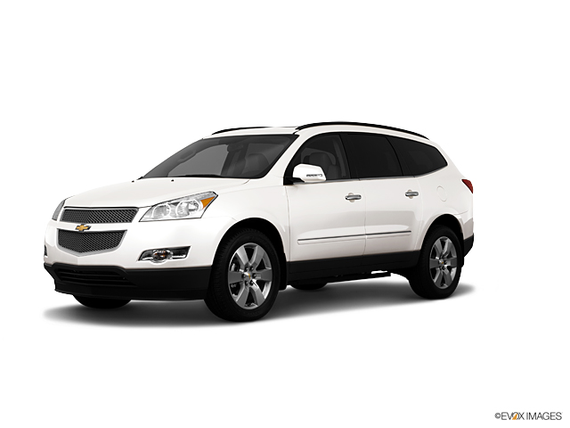 2011 Chevrolet Traverse Vehicle Photo in Safford, AZ 85546